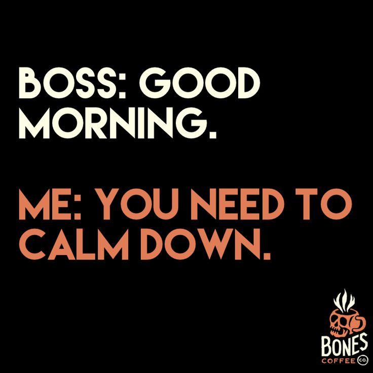 Caffeine, then you can talk. #coffee #strawberrycheesecake bonescoffee.com