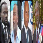 Les 4 sénateurs de tendance lavalas absents à l'assermentation de Jovenel Moise