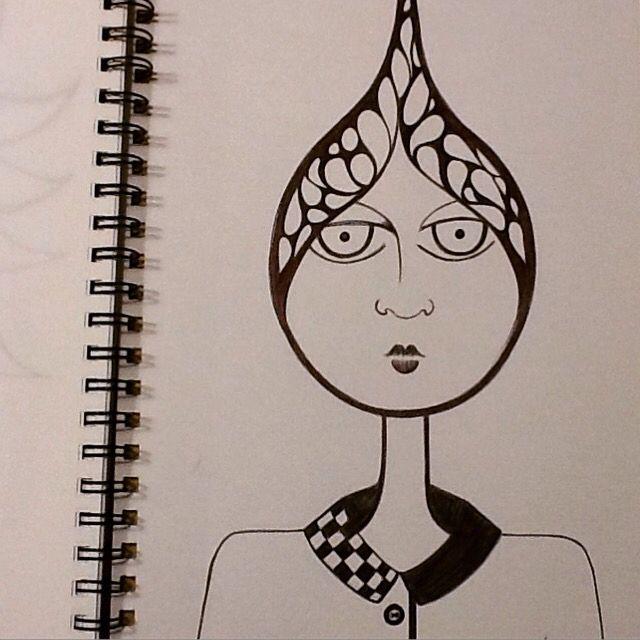 Drawing by Emel Jurd