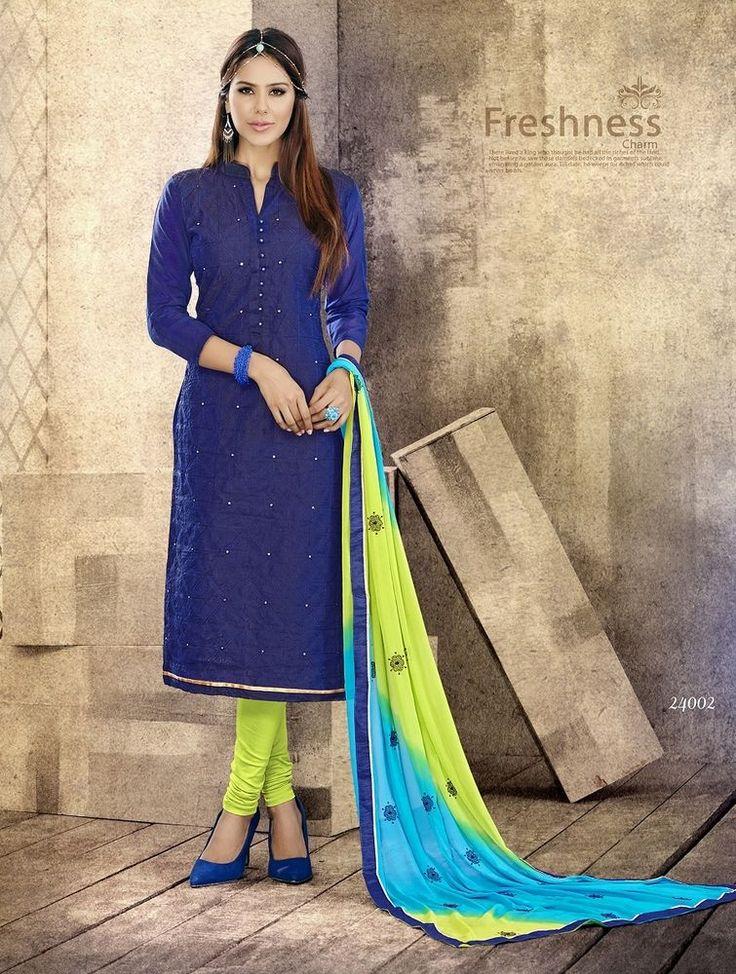 Indian Pakistani Salwar Kameez Suit Traditional Dress Materials_02 #OdInParis #IndianPakistaniSalwarKameezSuit #Casual