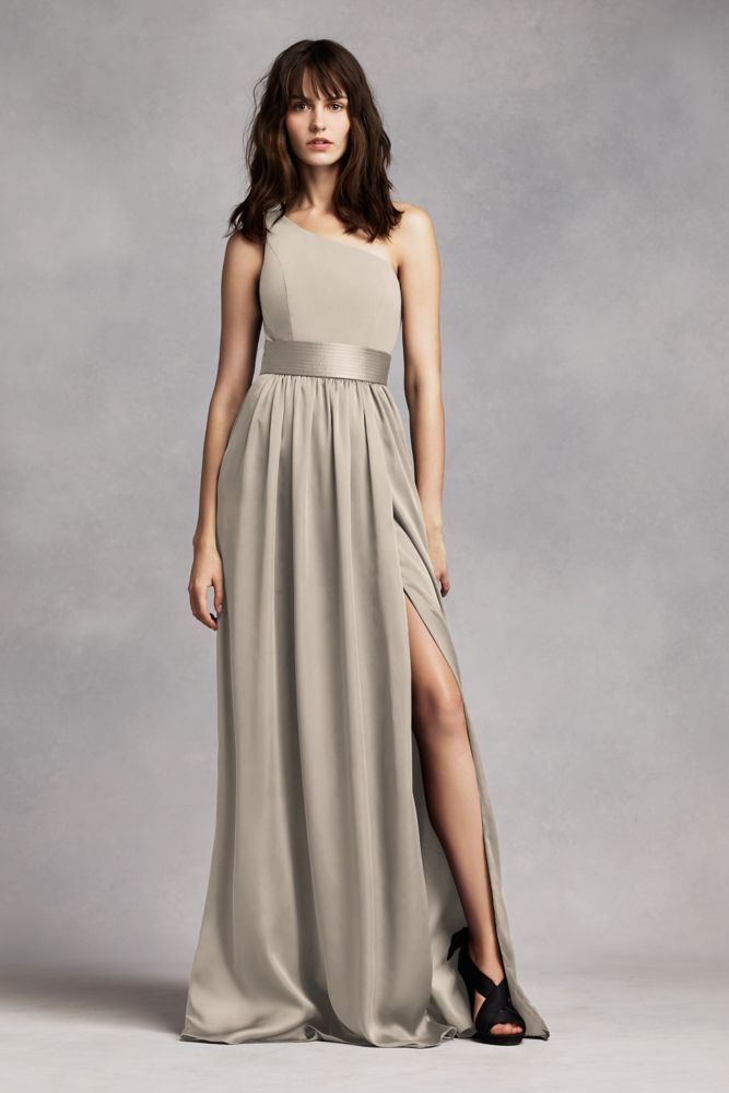 d13c3f3553946 V Neck Halter Gown with Sash Style VW360214, Marine, 20 | Wedding ...