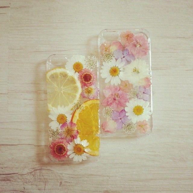 いいね!40件、コメント11件 ― MINAKOさん(@mnk043)のInstagramアカウント: 「#iPhoneケース #レジンアクセサリー#押し花#スマホケース#New #オレンジ#レモン#ハンドメイド#ドライフルーツ#フルーツ押し花」