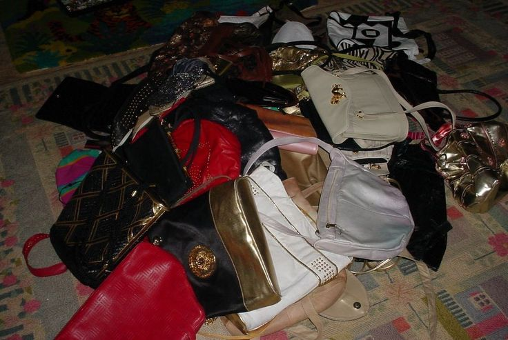 50 + Used ReHab Resale Wholesale Purse  Hand Bags Makers Leather Clutch  #Multiplebrands #mixedstyles