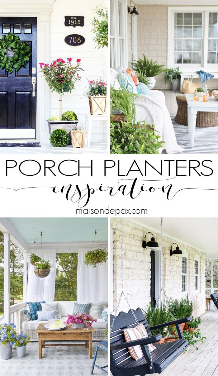 133 best Front Porch ideas images on Pinterest | Beautiful, Doors ...