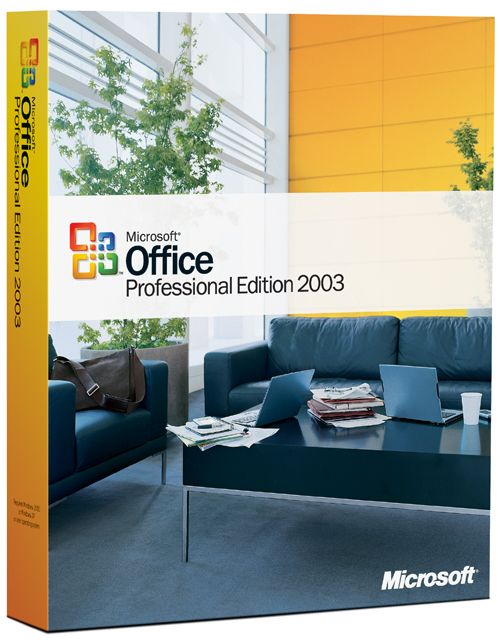 Microsoft Office 2003: The best for XP-era computers. You basically have to pirate because used Microsoft software holds value over the years. For example, I've seen copies of Office 2000 selling for $199.99. :( Yep, that's Microsoft software, it holds too much value.
