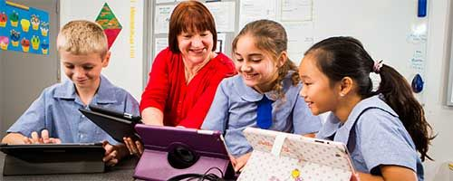 Assessing Geography in P–6: Professional development package. The QCAA has developed a new online professional development package that supports schools to implement a workshop that builds teachers' capabilities in assessing the Australian Curriculum: Geography from Prep to Year 6. [Queensland Curriculum and Assessment Authority]
