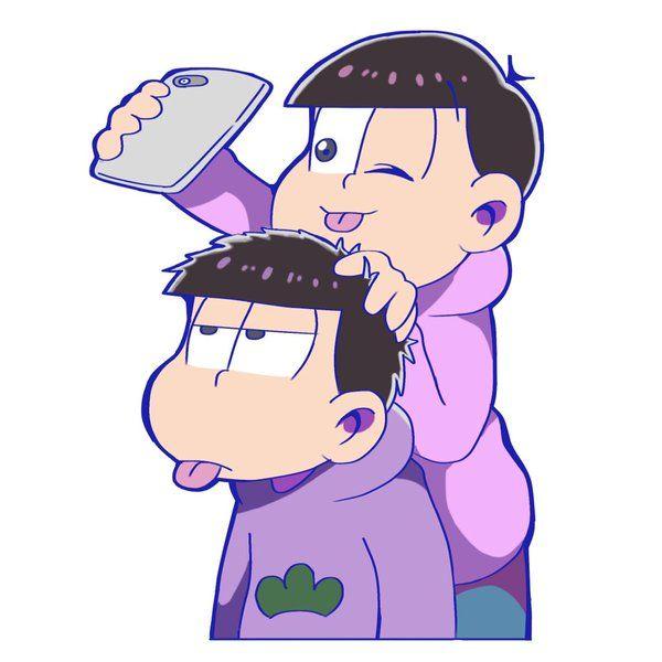 おそ松さん Osomatsu-san 一松&トッティ ベー