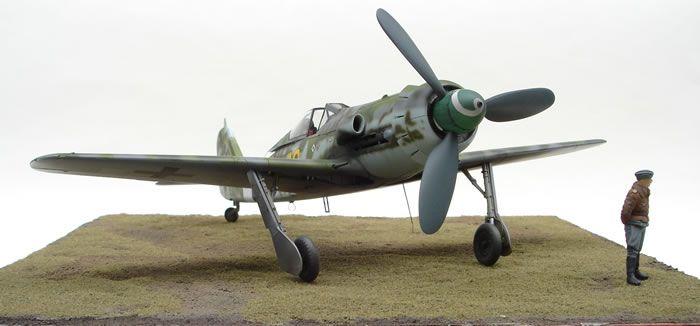 Eduard 1/48 scae Focke-Wulf Fw 190 D-13 by Eric Duval: Image