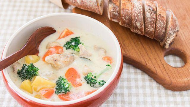 Creamy Chicken Stew Recipe | Fresh Tastes Blog | PBS Food
