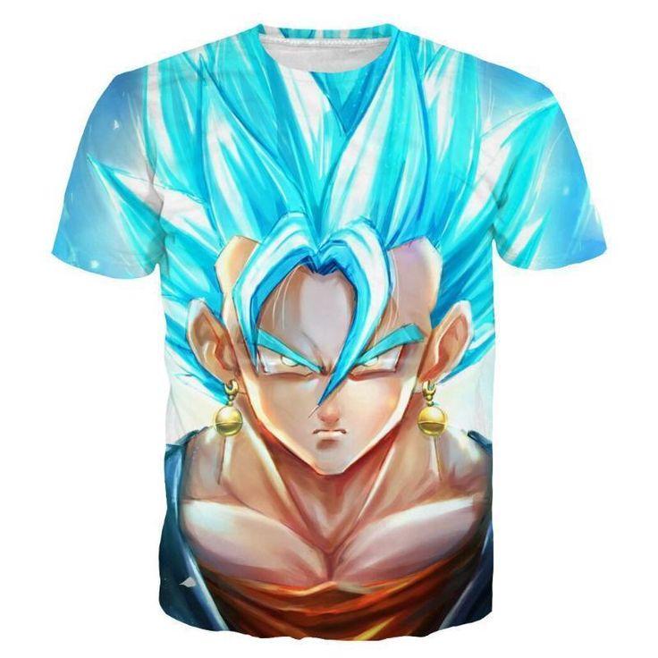 DragonBall Super Saiyan Son Goku T-Shirt