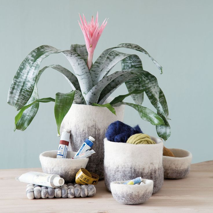 Beautiful Dip Dye Bowls from Én Gry & Sif