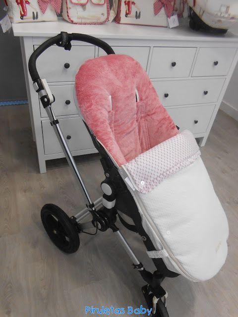 Piruletas Baby: Saco para silla paseo