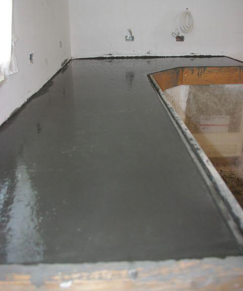 Inspirational How to Make A Concrete Bar top