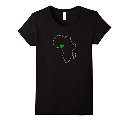 Do you love Nigeria? Celebrate its 57 years since 1960 by wearing this shirt! It has flag colors with a green country map and white African continent. This is the perfect gift for any Nigerian man, woman, kid or person that loves Naija culture. Show your pride at African festivals, flag day events, for Nigerian Independence Day on October 1, 2017, sport games, or while traveling through the African continent. It is also a good gift for people who are Igbo, Yoruba, Hausa or other Nigerian…