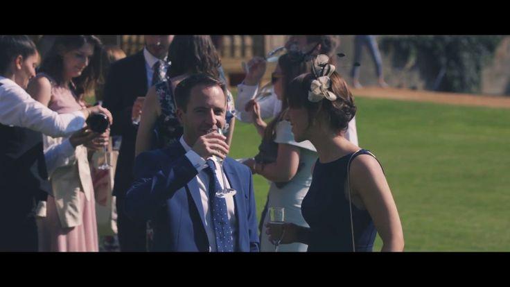 Jennifer & Sam 02-09-2017 | Sidney Sussex College wedding film, Cambridge