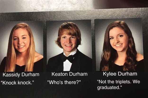 The 28 Absolute Best Yearbook Quotes From The Class Of 2016