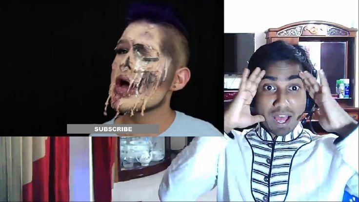 Halloween Makeup Tutorial Compilation Reacting