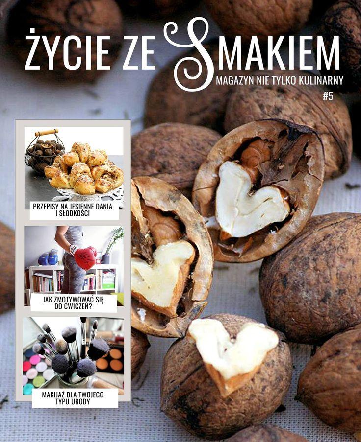 Kwartalny magazyn nie tylko kulinarny. Przepisy na sezonowe potrawy, podnóże, ciekawostki, kosmetyki, fitness.