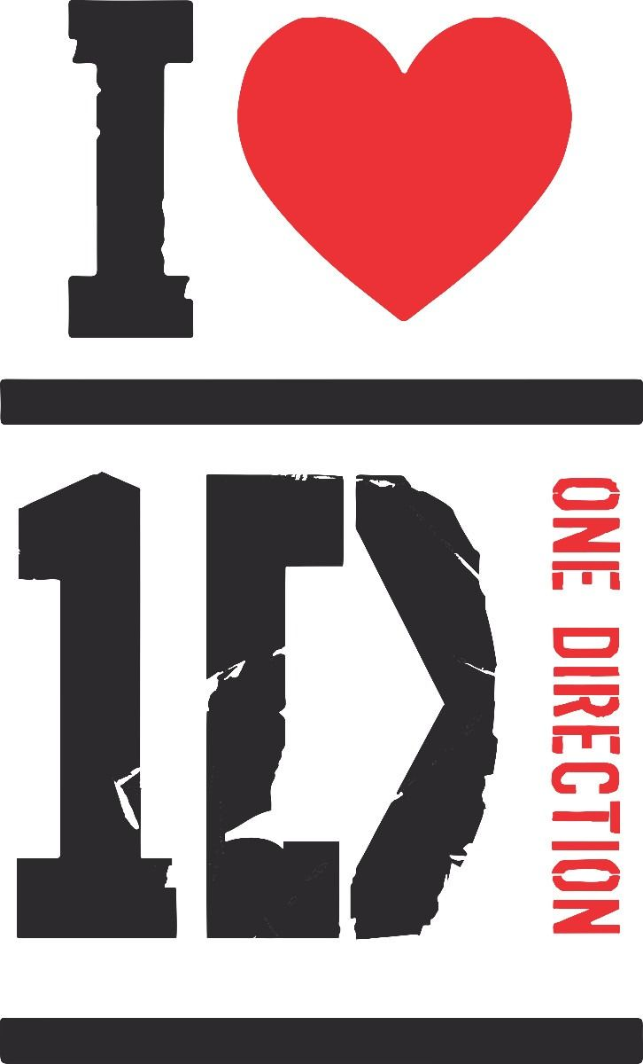I Love One Direction Logo one direction logo - G...