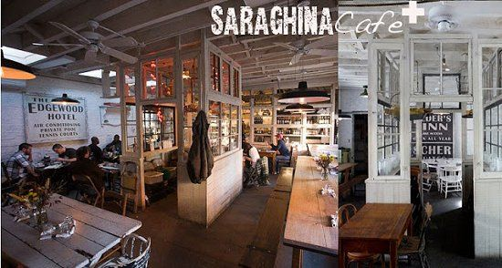 Saraghina, Brooklyn restaurant we enjoyed.