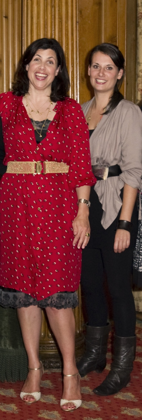 Me with Kirstie Allsopp - Home Living Launch