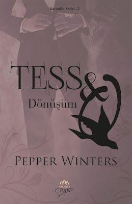 Tess & Q - Dönüşüm - Pepper Winters ePub PDF e-Kitap indir   Pepper Winters - Tess & Q - Dönüşüm ePub eBook Download PDF e-Kitap indir Pepper Winters - Tess & Q - Dönüşüm PDF ePub eKitap indirSen benim esclaveimsin ruh eşimsin.Biz birbirimize aitiz sonsuza kadar benimsin Q tüm dengeleri kontrolü altında tutsa da söz geçirmekte zorlandığı tek bir şey vardı. İçindeki karanlık Elli sekiz numaralı kölenin dünyasına girmesiyle durumu daha da zorlaştı. Ama kendisi gibi kavgacı olan bu ruh ona iki…