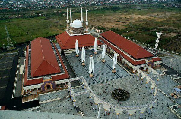 Mosque Semarang