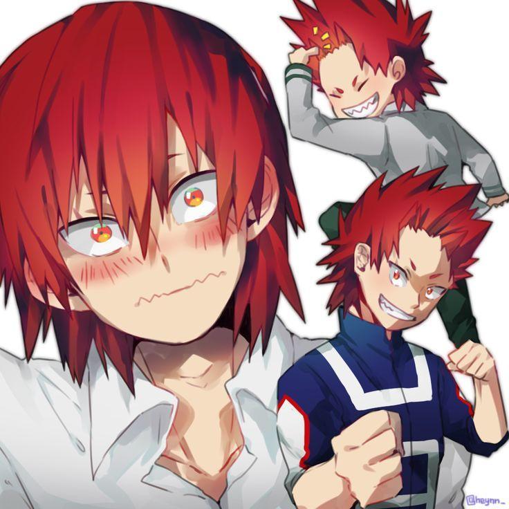 My Hero Academia Kirishima Eijirou Academia Eijirou