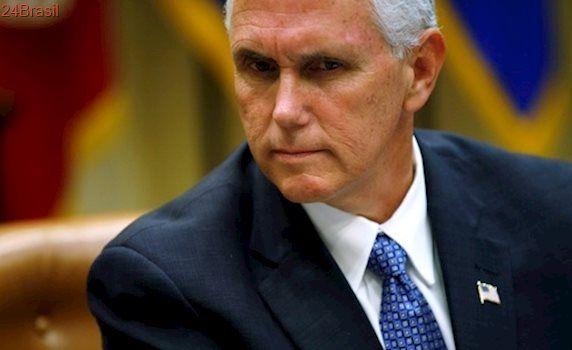 Vice-presidente dos EUA acusa governo venezuelano de abuso de poder
