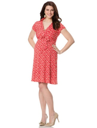 8 Red Maternity Dresses Perfect For Valentines Day All