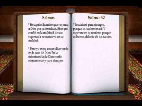 "LA BIBLIA "" SALMOS 1 AL 96 "" COMPLETO REINA VALERA ANTIGUO TESTAMENTO"