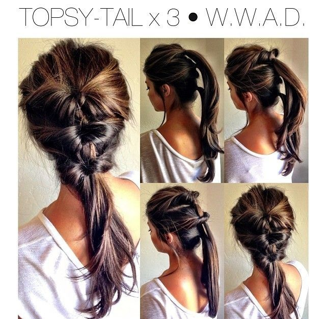 Multilayered topsy-tail