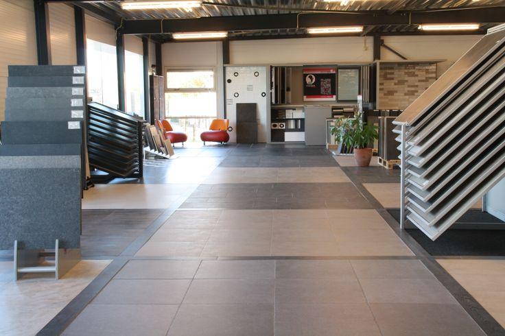 Voorbeeld vloeren op de bovenverdieping van Tegelhuys Wijhe