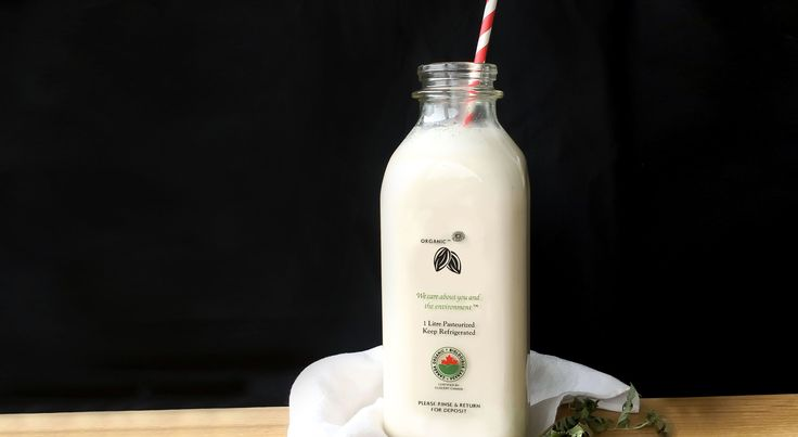 Creamy almond milk | Sparks and Bloom