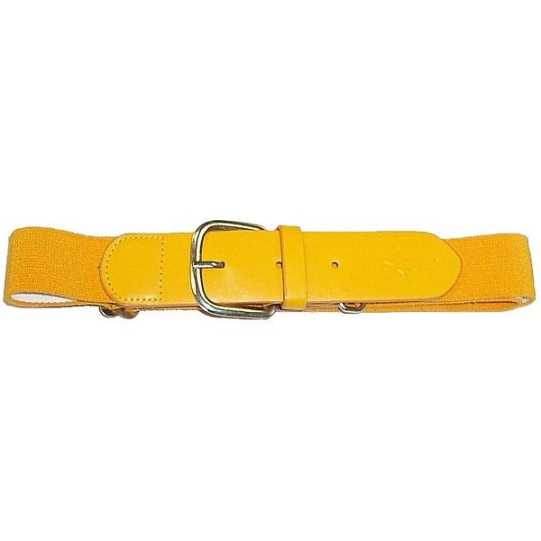 Douglas Adjustable Elastic Baseball Belt, Adult Unisex, Yellow (48 ARS) ❤ liked on Polyvore featuring accessories, belts, yellow, stretch belt, yellow belt, baseball belt, wide yellow belt and wide belt