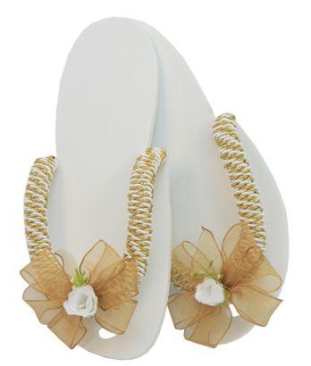 sandalias originales para regalar en bodas. Recuerdos para boda