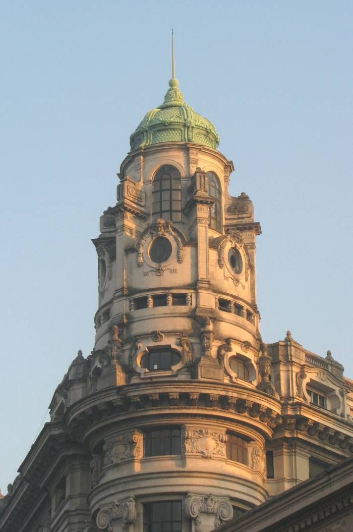Cúpulas de Buenos Aires | Jefatura de Gabinete de Ministros