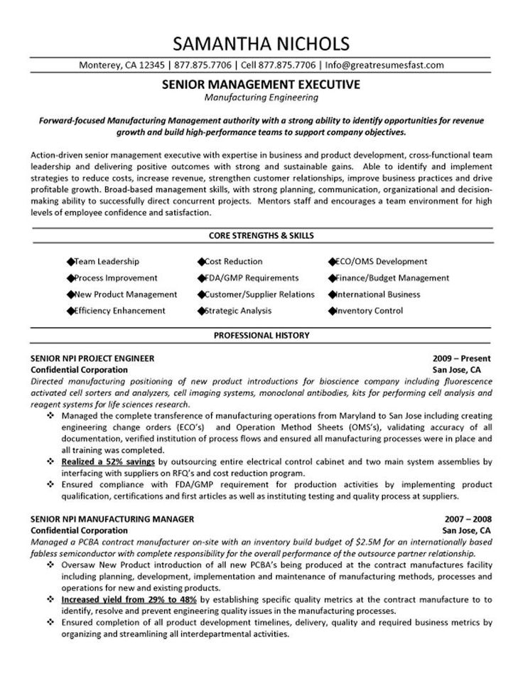 Team Leader Resume Examples] Resume Transportation Safety Manager ...