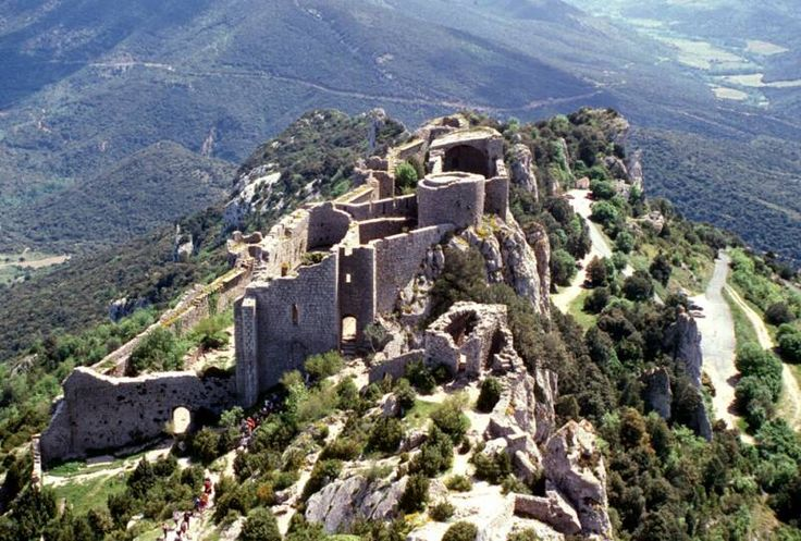 17 Best Images About Cathar Castles On Pinterest The
