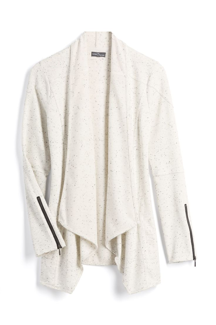 Love the zipper details on the sleeve! Sign up for Stitch Fix and your Stylist will send the perfect pieces right to your doorstep. Fill out a quick Style Profile online, set your budget & try on handpicked styles in your own home. Keep what you love and send the rest back. Free shipping & returns, always! #ad