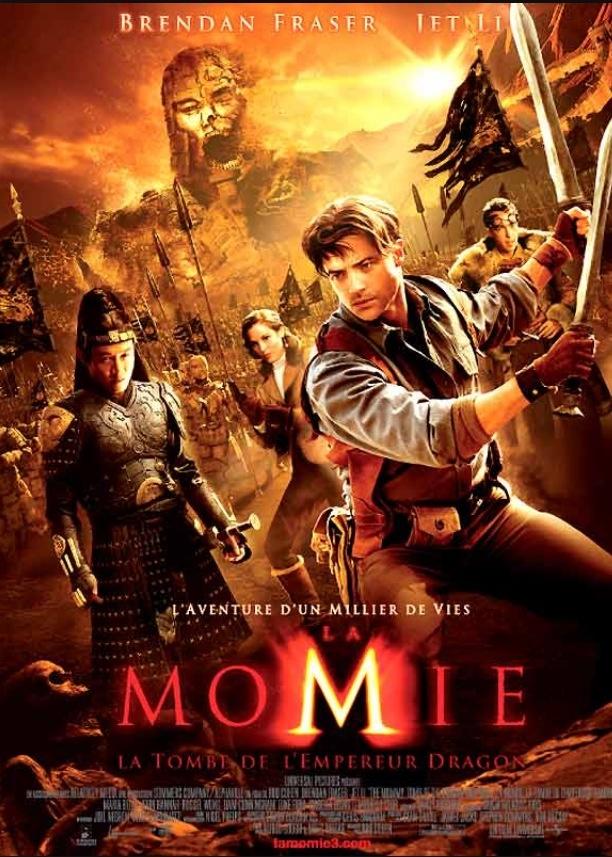 La Momie 3 (La tombe de l'empereur dragon) (2008) - Stephen Sommers