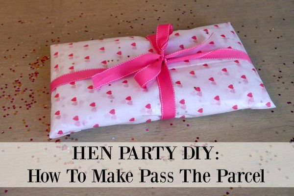 We love the idea of creating something personal for a hen party. It doesn't have to be anything big. In fact it can be something as small as Pass The Parcel! An oldie but a goodie, we all know how to play Pass The Parcel! There's no getting away from some organised fun when it comes to …