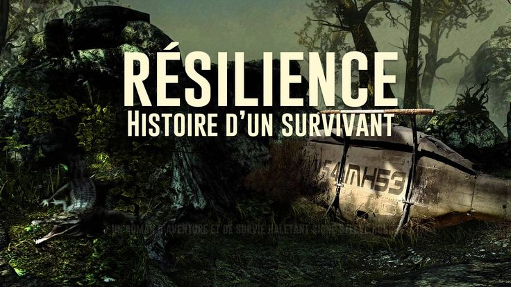 """Teaser """"Résilience"""" - Steeve Hourdé"""