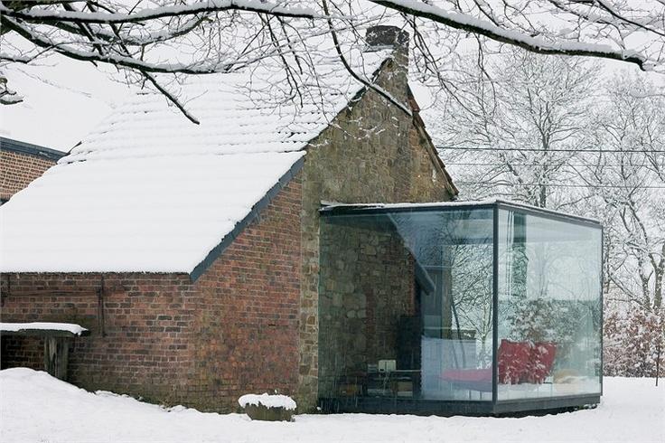 Roly Pavilion, Belgium. Bruno Erpicum, 2002.