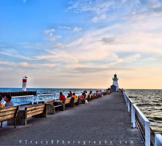 Port Dover Pier, Port Dover, Ontario