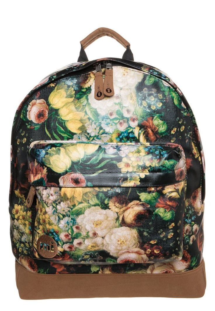 MI-PAC BAG CLASSICAL ROSE - blk floral  http://wearhouse.gr/female/accessories-female/bags-female-accessories?product_id=7150
