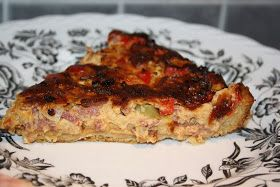 Ruokasurffausta: Salamipiirakka ja täydellinen suolainen piirakkapohja