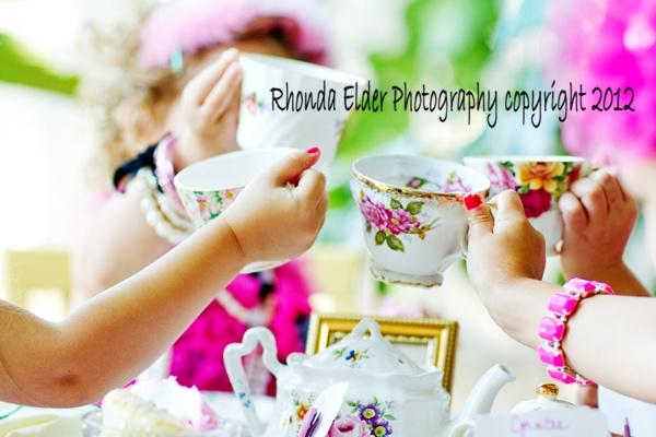 Rhonda Elder Photography: Tea Party, Elder Photography, Rhonda Elder, Art Photo