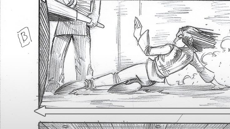 Coursework: Storyboards – Animatic