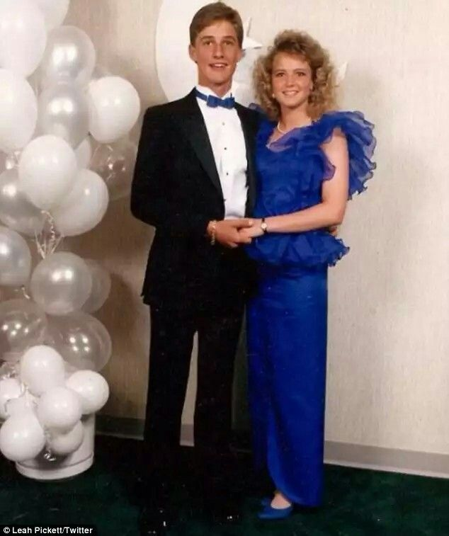 Do you think Matthew  McConaughey's prom was great? Or just alright, alright, alright?